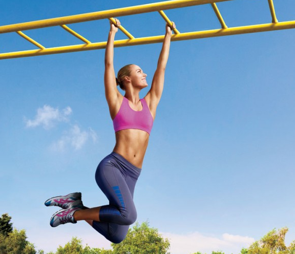busy mom playground workout