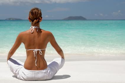 beach mediation