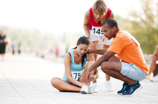 athletic injuries