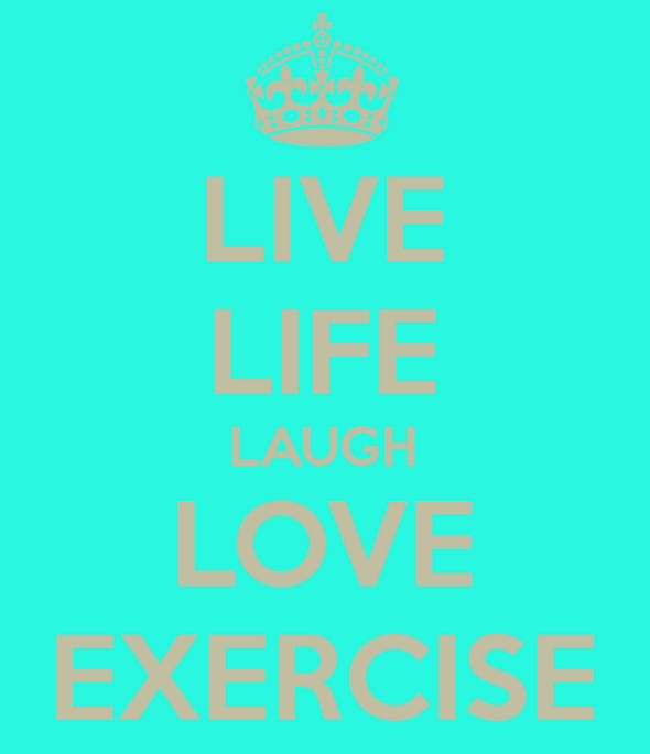 loving exercise