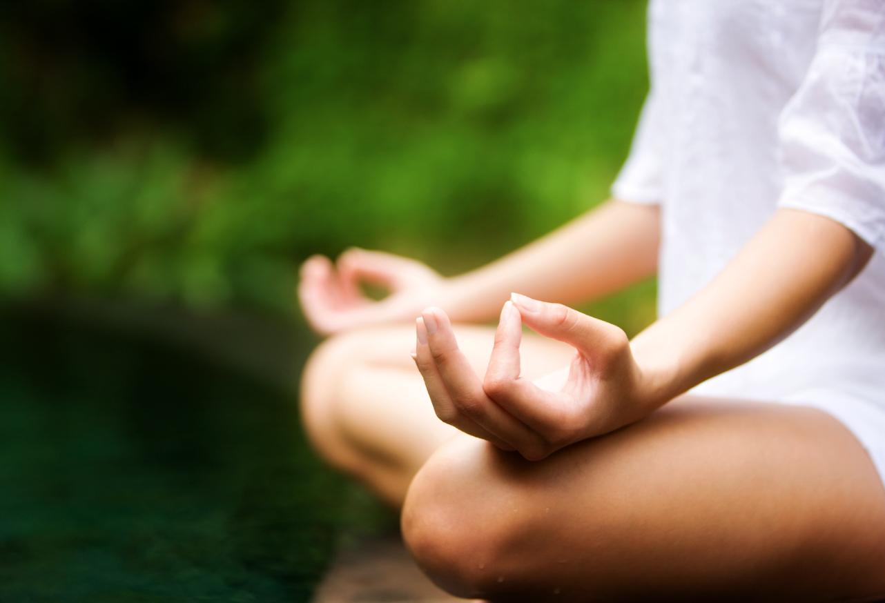 30 second meditation