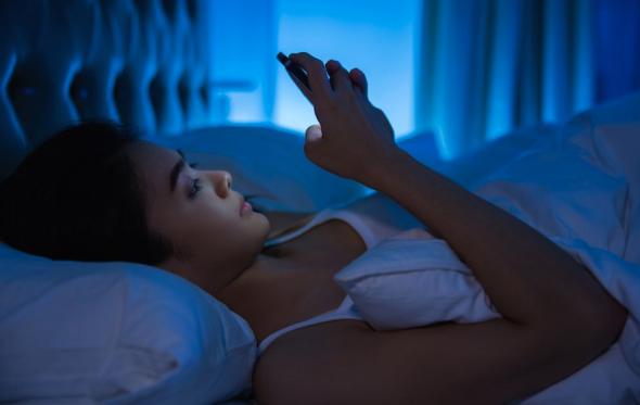 sleep and tech addiction