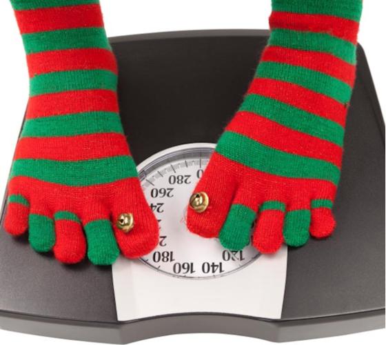 losing holiday weight