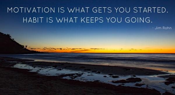 habits and motivation