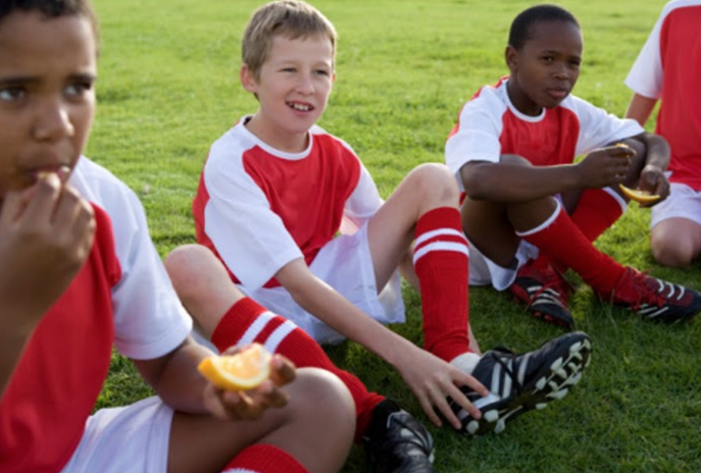child athletes and nutrition