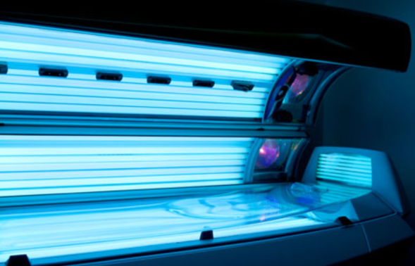 tanning addiction