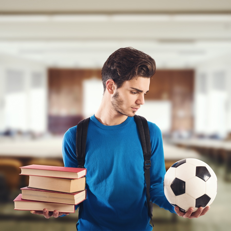 sports and reading