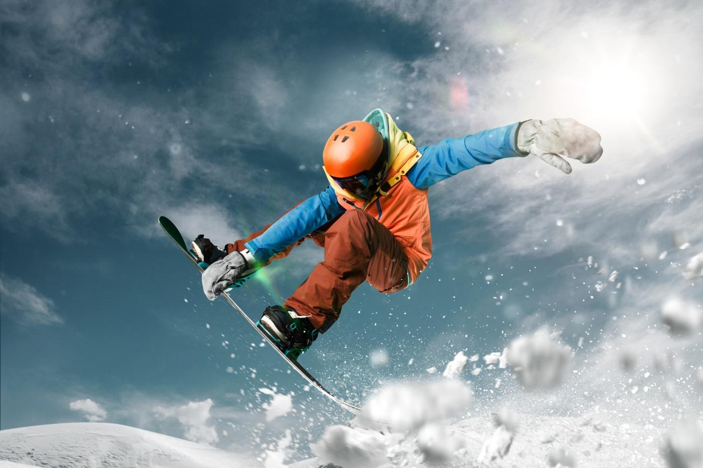 kids winter sports