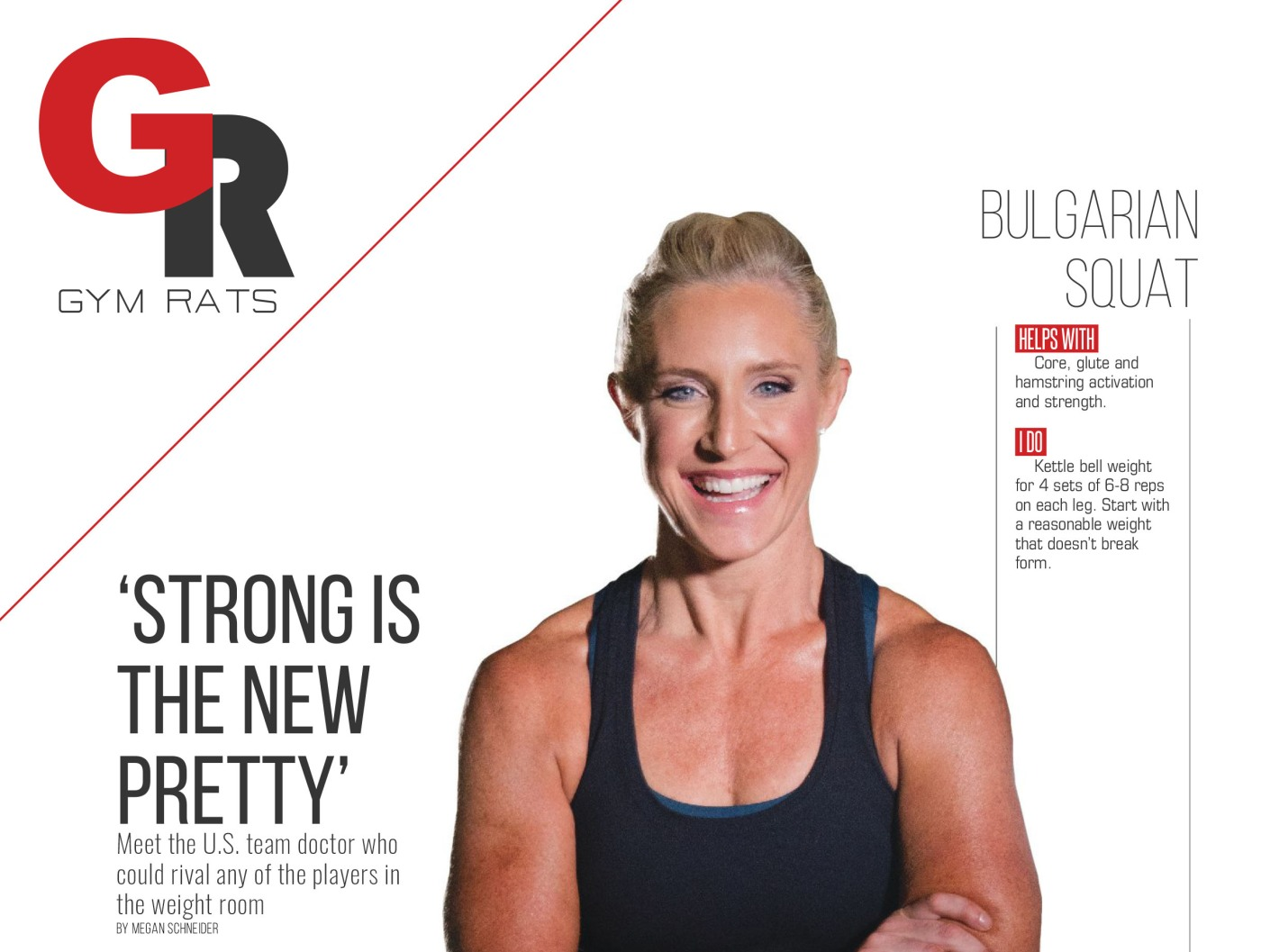 karen sutton in us lacrosse mag