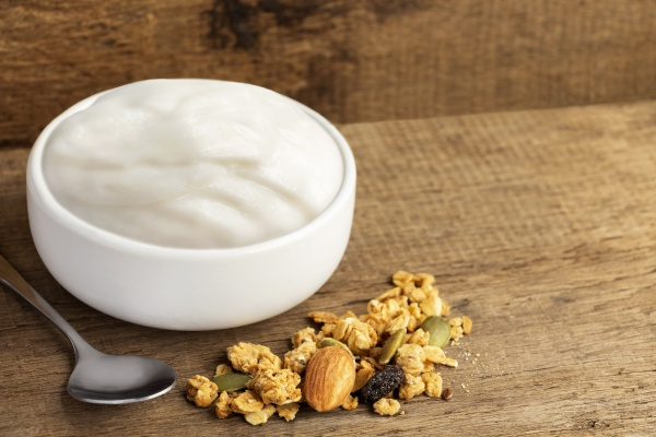 probiotic yogurt
