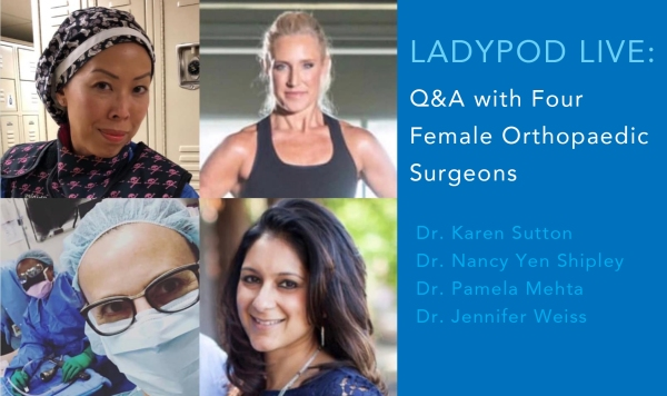 ladypod podcast dr. karen sutton